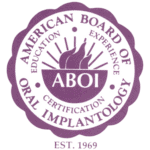 The American Board of Oral Implantology