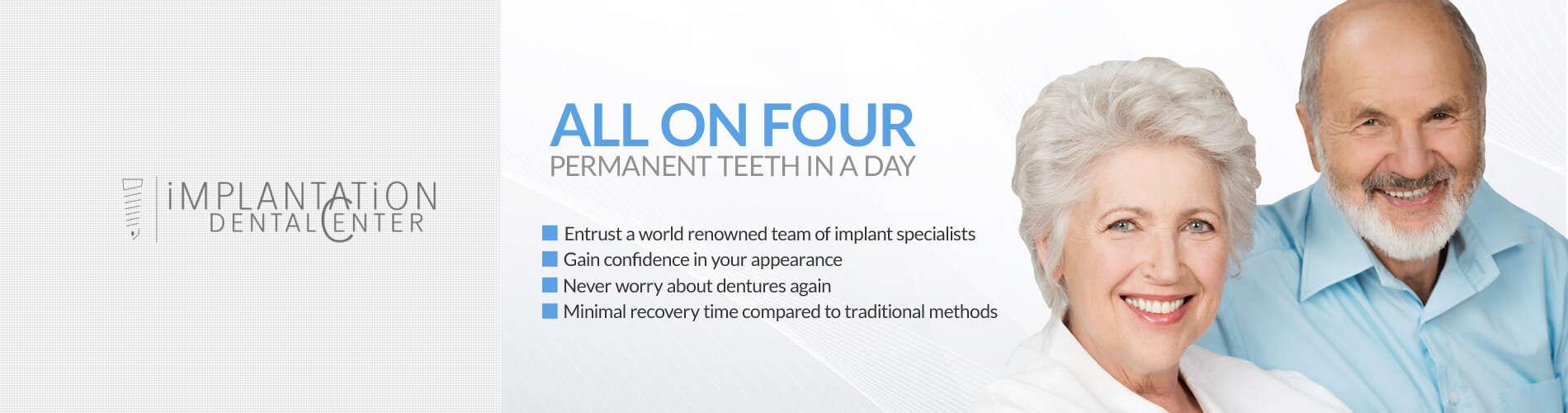 , Home, Implantation Dental Center