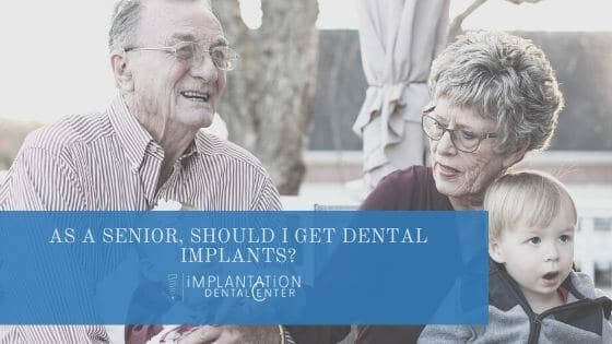 dental implants for seniors
